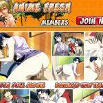 Anime Fresh With ECheck