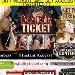 Bestiality Ticket Betalen