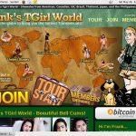 Franks T-Girl World Get Trial Membership