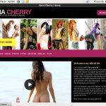 Free Anna Cherry Acounts