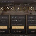 Logins Sensual Girl Free