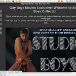 Studio Boys Porns