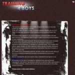 Training 4 Boys Day Trial