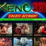 Xeno 3DX Get A Password