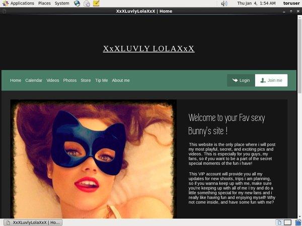 XxXLuvlyLolaXxX Gift Card