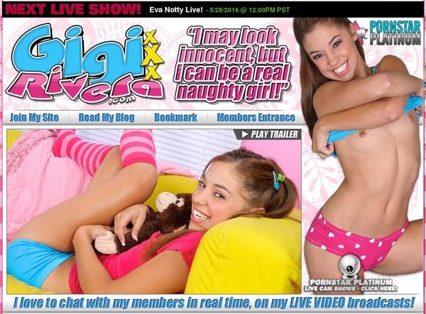 Gigi Rivera XXX Models