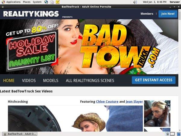 Badtowtruck With WTS (achdebit.com)