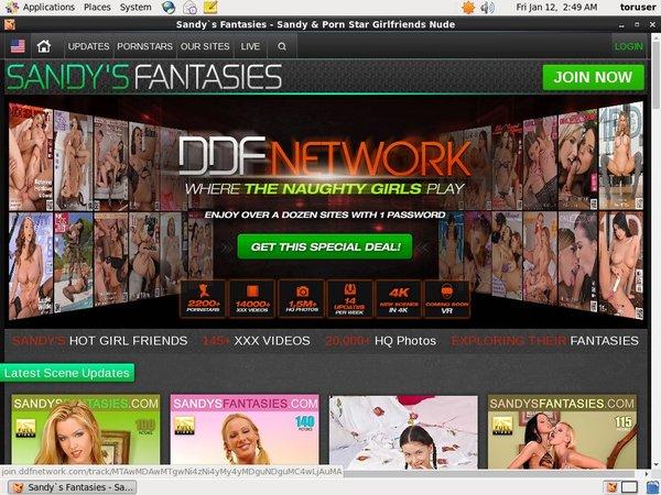 Sandysfantasies.com Free Account And Password