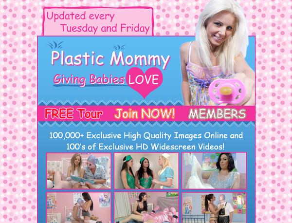 Trial Plastic Mommy Membership